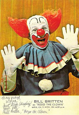 Joey D'Auria: Bozo Stories from Bozo Himself   WGN Radio ...   Bozo The Clown Show Game