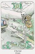 Tarot of the dead - Fool