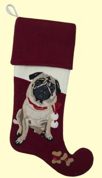 Custom Christmas Stocking for Your Dog