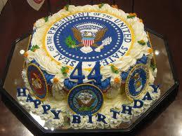 Birthday president