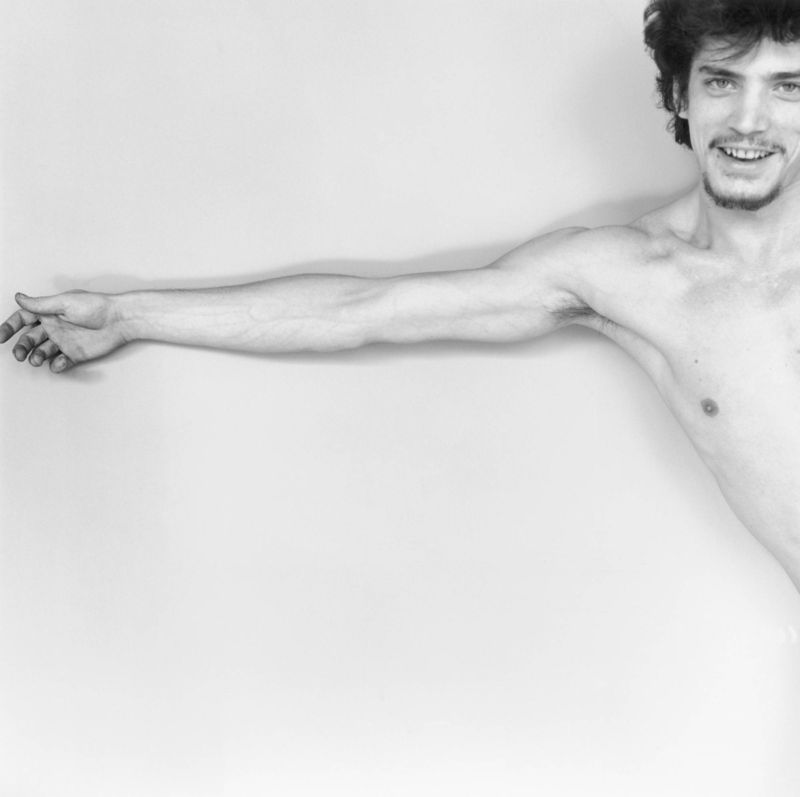 Robert-Mapplethorpe-Self-Portrait-1975