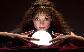 Crystal ba;ll predictions