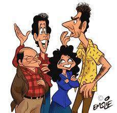 Seinfeld_characterture