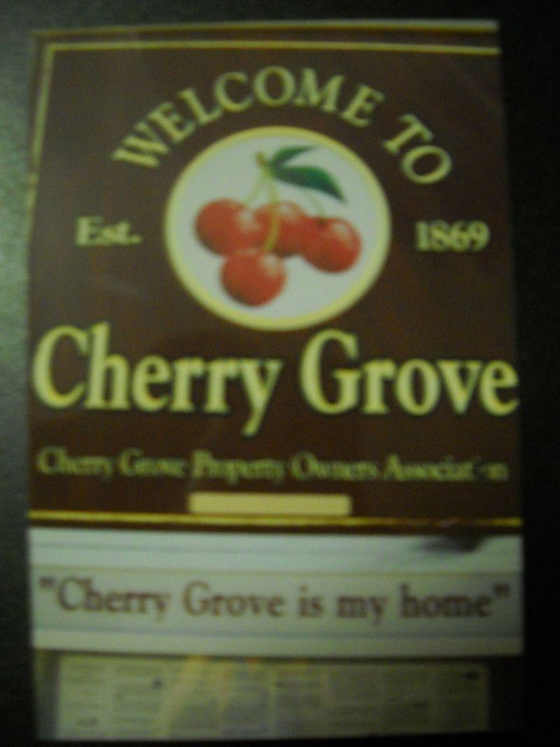 CherryGrove_Sign