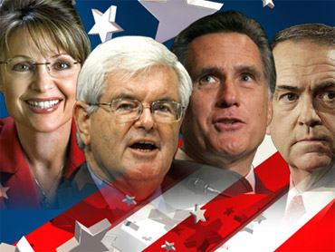 Presidential candidates 2012