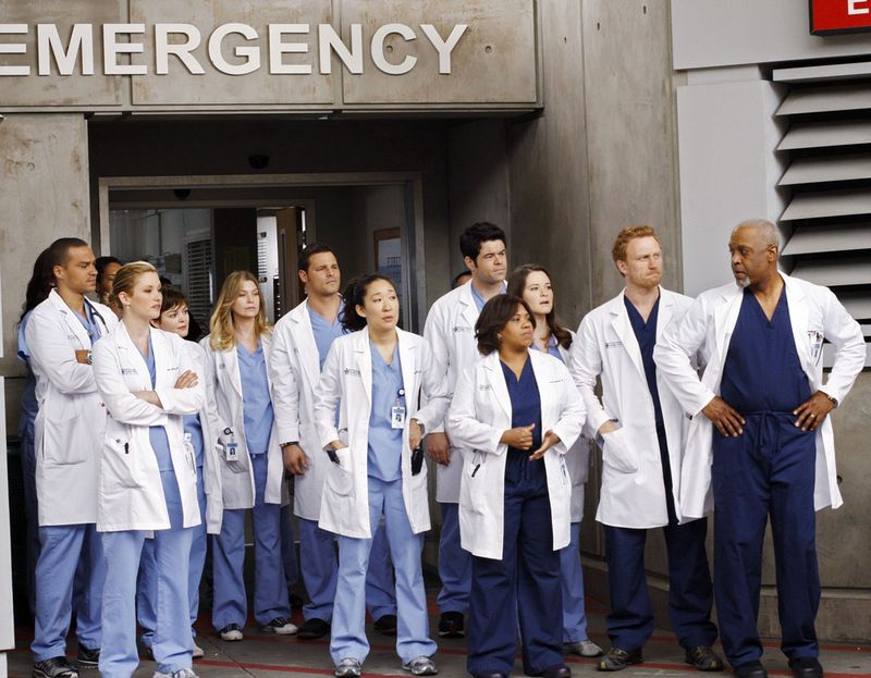 ABC - Greys Anatomy