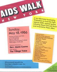 First_AIDS_walk