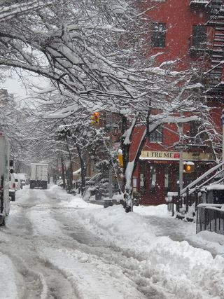 GreenwichVillage_Snow_2010