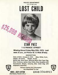 Etan_patz_missing_poster