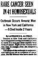 Nytimes_first_report_AIDS