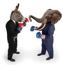 Democrat vs republican