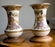 Japanese vases