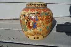 Kumming vase
