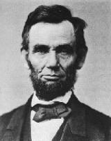 Abraham lincoln sun in aquarius