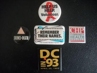 AIDS-pins