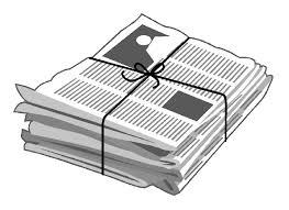 Stackofnewspaper