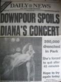 Dianarosscentralparkconcertdailynews