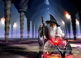 Spells and magic