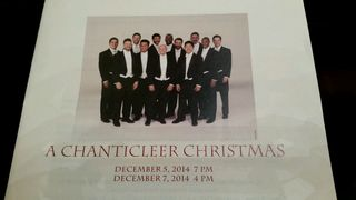 Chanticleer.christmas2014
