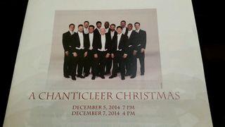 Chanticleer.christmas2014