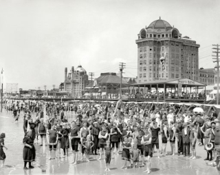 Coney island 1908