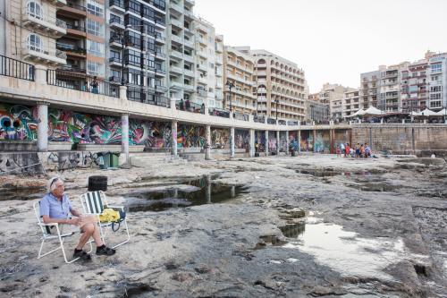 Malta street art