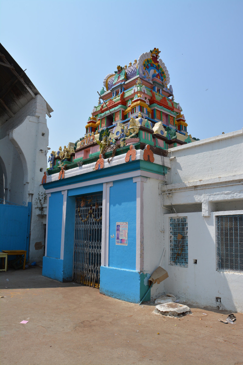 Temple for visas