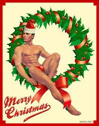 Merry gay christmas