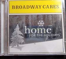 Broadway cares - home for the holidays cd