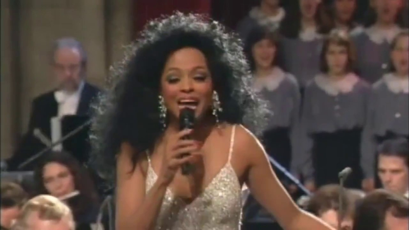 Diana ross - christmas in vienna