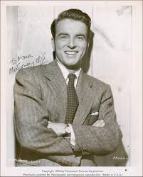 Montgomery clift smiling