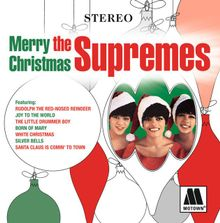 The supremes christmas album