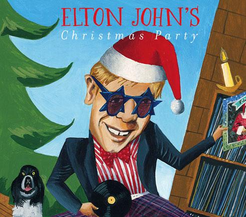 Elton john step into christmas
