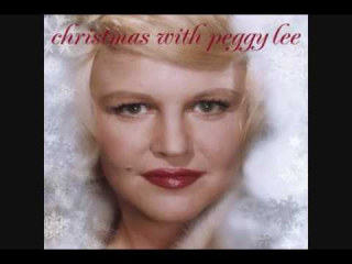 Peggy lee christmas