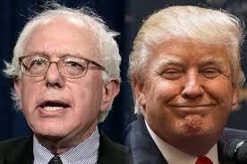 Sanders trump