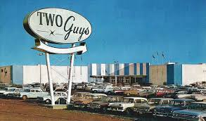 Two guys store