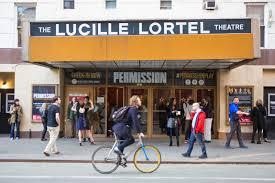 Lucille lortel theater
