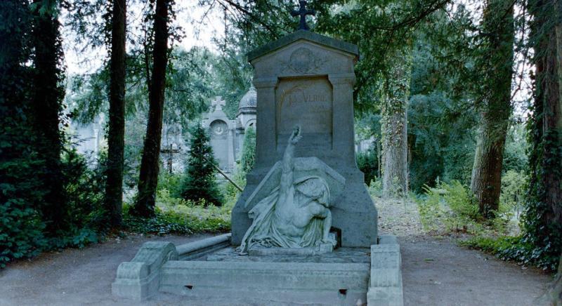 Unusual headstones