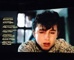 Elio crying - call me by your name