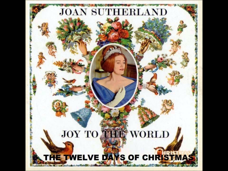 Joan sutherland joy to the world