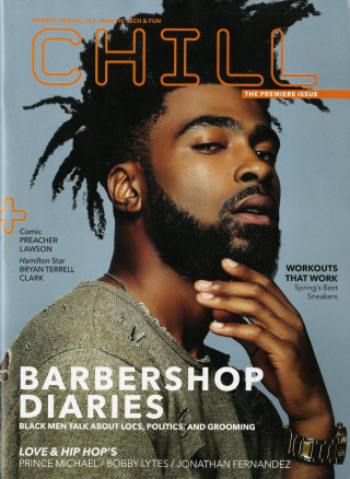 Chill magazine