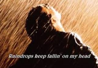 Raindropskeepfalling