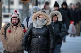 Brutal cold january 31 2019