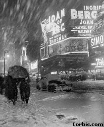 Weather - 1948 snowstorm