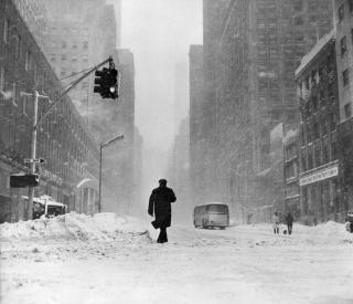 Snowstorm in 1961