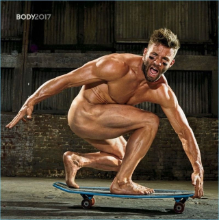 Espn body issue - julian edelman