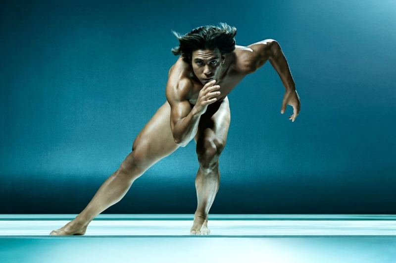 Espn body issue - Apolo-Ohno-Speed-Skating-2011