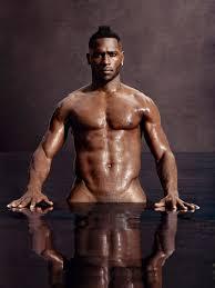 Espn body issue - antonio brown 2016