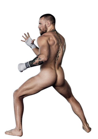 Espn body issue - conor mcgregor