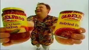Old el paso salsa commercial